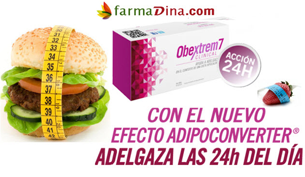 ADELGAZA CON OBEXTREM 7 CLINICAL