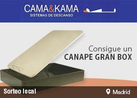 CANAPE GRAN BOX