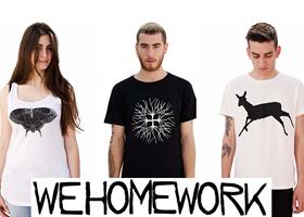 1 Vale de 100€ para comprar en la tienda wehomework .com