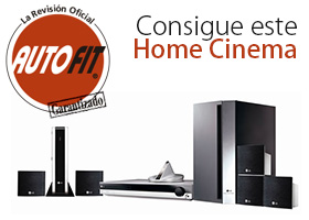 RED DE TALLERES AUTOFIT SORTEA HOME CINEMA