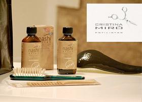 Gana un lote de productos de peluquería NASHI Argán