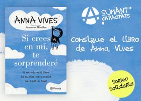GANA EL LIBRO DE ANNA VIVES