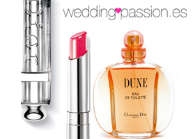 LOTE DE PRODUCTOS DIOR CON WEDDINGPASSION.ES