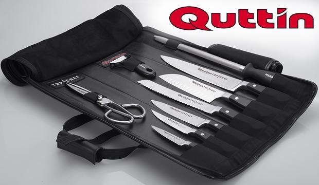 Sorteo consigue gratis los cuchillos de topchef sorteamus - Manta para cuchillos ...