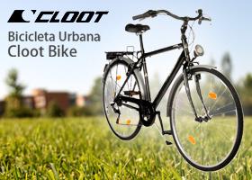 Sorteo Bicicleta Urbana Cloot Bike