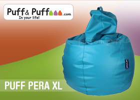 SORTEO DE UN PUFF PERA XL PUFFANDPUFF.COM !