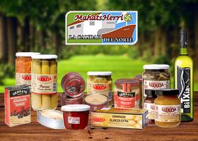 Lote de productos Gourmet