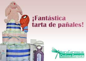FANTASTICA TARTA DE PAÑALES
