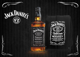 SORTEAMOS 5 PACKS EXCLUSIVOS JACK DANIEL'S