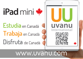 Gana un Mini-iPad y estudia en Canadá