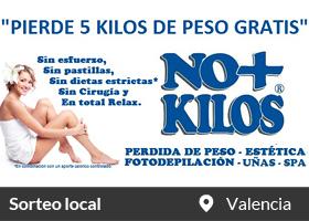 PIERDE 5 KILOS DE PESO GRATIS