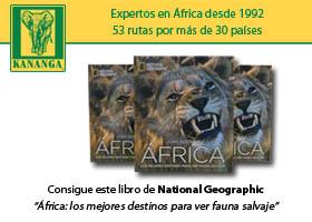 GANA UN LIBRO DE NATIONAL GEOGRAPHIC: ÁFRICA