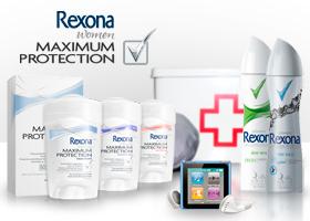 Kit para mujer Rexona
