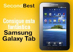 Sorteo de una Samsung Galaxy Tab