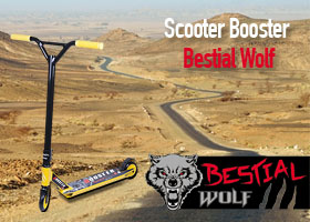 Scooter BoosterBestial Wolf
