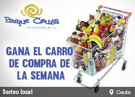PARTICIPA Y GANA EL CARRO DE COMPRA DE LA SEMANA .