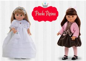 Gana dos muñecas Paola Reina con Pupodomo.com