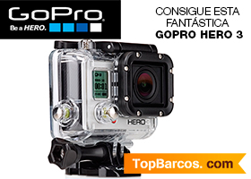 Gana una Gopro Hero3 White Edition