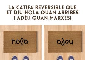 La Catcatifa ara pot ser teva / La Catcatifa ahora puede ser tuya