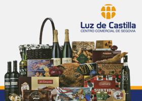 GRAN CESTA DE NAVIDAD LUZ DE CASTILLA