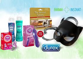 Pásalo genial con el kit erótico de Farmainstant.com