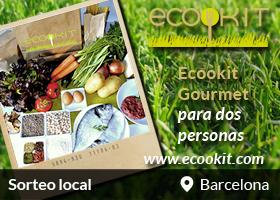 Sorteo Ecookit Gourmet para dos personas